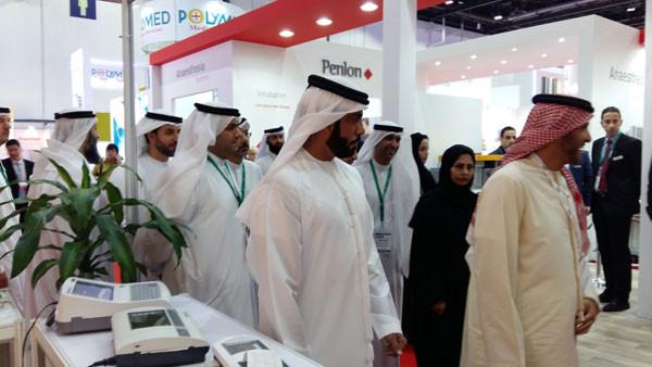 Arab Health 2017 – Dubai, 30 de enero – 2 de febrero de 2017